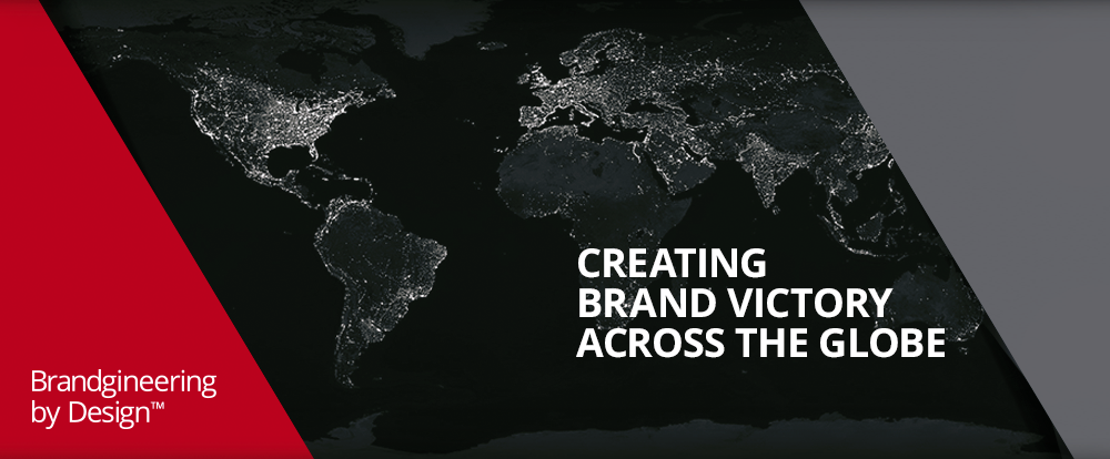 Creating Brand Victory