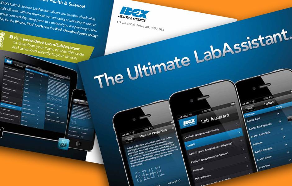 LabAssistant Mobile App