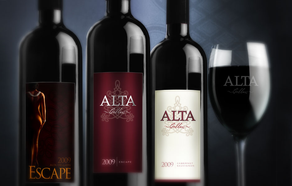 Alta 2009 Label Montage