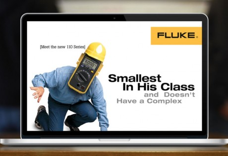 Fluke Screen Saver