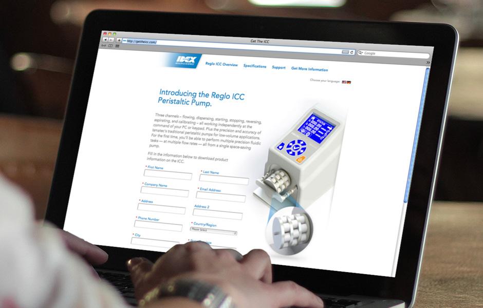 IDEX Reglo ICC Product Launch