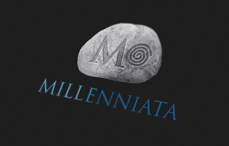 Millenniata Logo