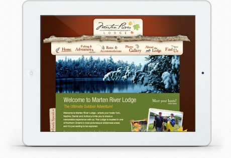Marten River Lodge