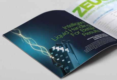ZEUS – Intelligent Liquid Handling