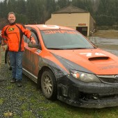 V2Works DirtFish Rally Day