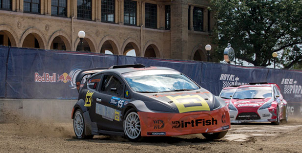 DirtFish Motorsports Wins Gold in Detroit Red Bull CRC Lites