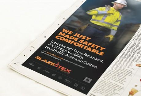 Majestic BlazeTex Campaign
