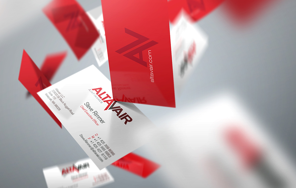Altavair Branding and Website