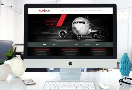 Altavair Website