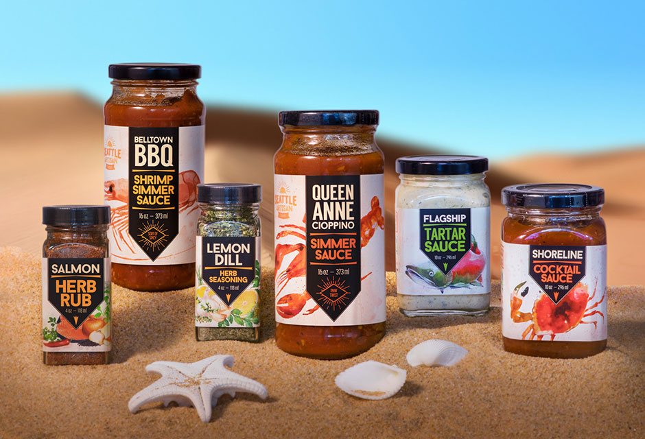 Seattle Artisan Foods Products