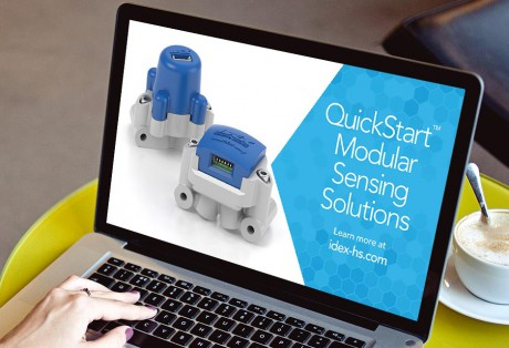 IDEX Health & Science QuickStart™ Modular Sensing Solutions Video